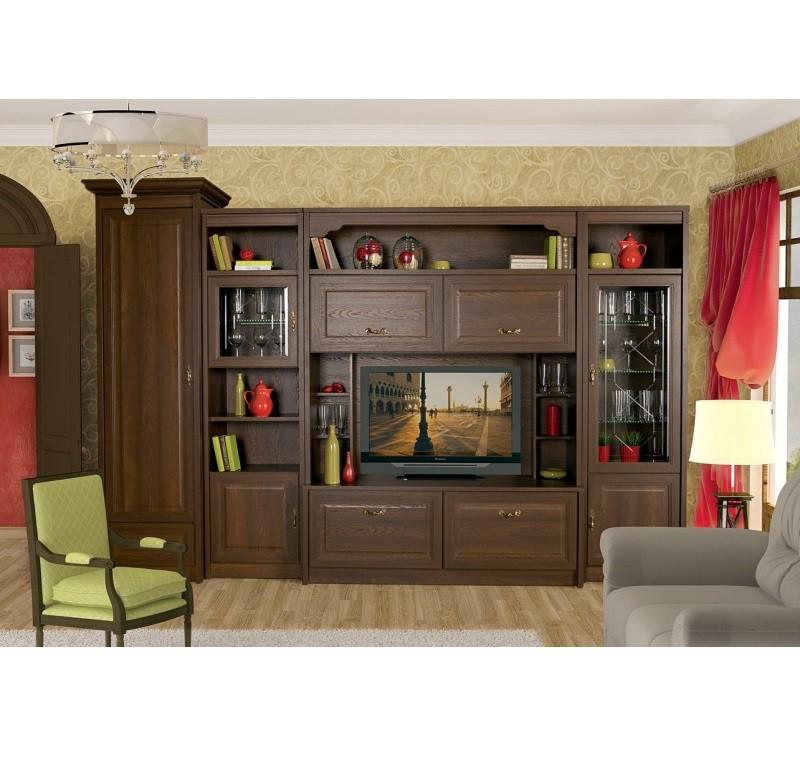 модульная мебель для гостиной флоренция цена 56124 руб яна мебель